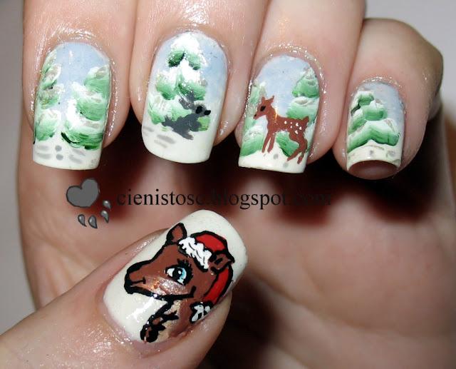 Jelonek Bambi życzy Wesołych Świąt!