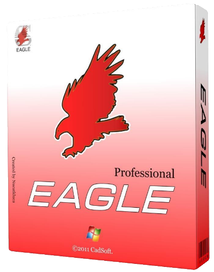 CadSoft Eagle Professional 7.5.0 FullElectronics Project Circuts