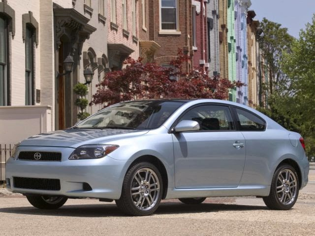 Used 2006 Scion tC Hatchback