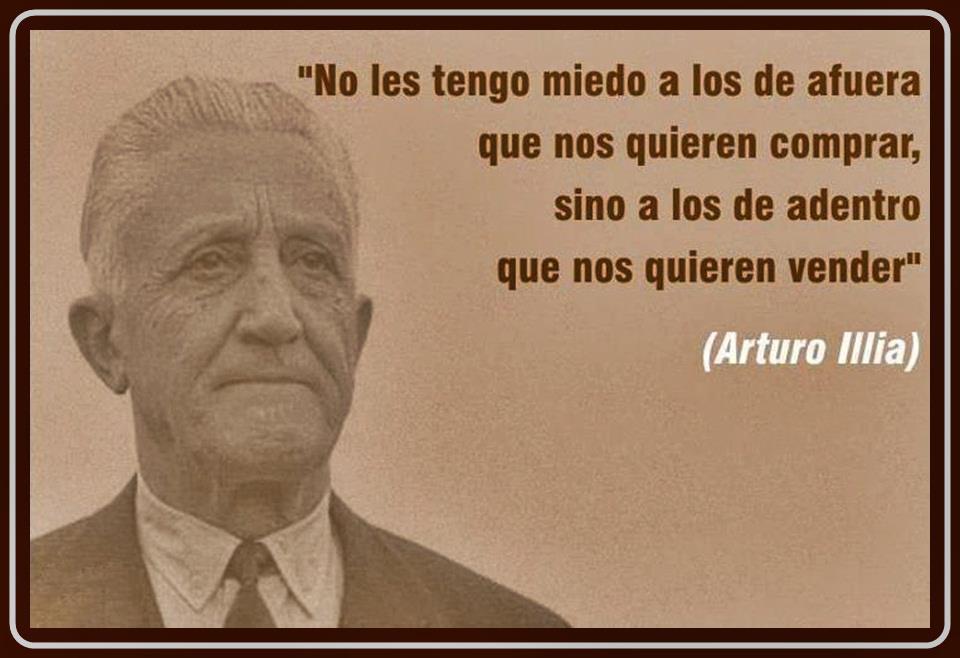 Arturo Humberto Illia, obra de gobierno. [Presidencia]