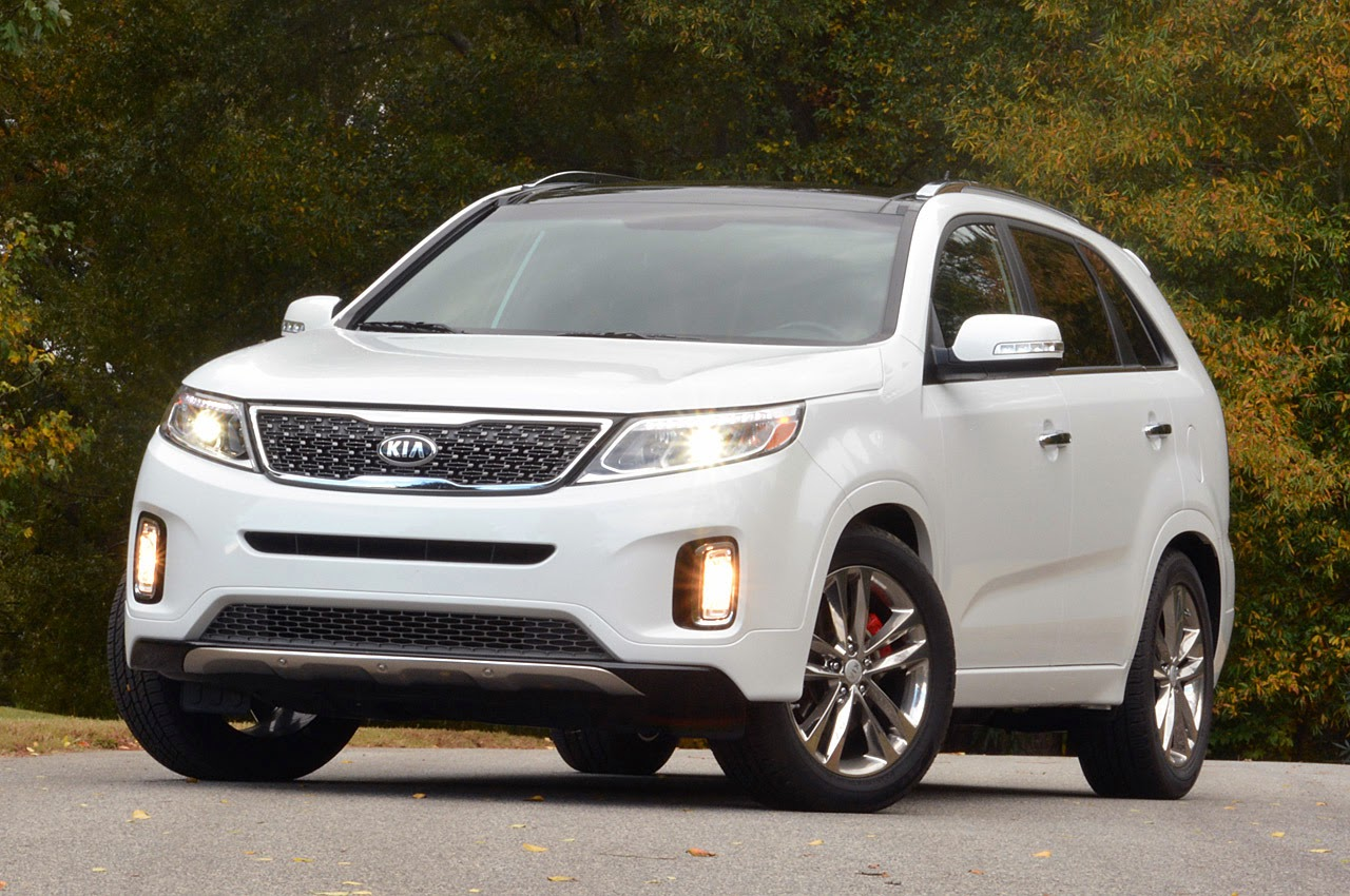 automotiveblogz 2014 kia sorento review photos. Black Bedroom Furniture Sets. Home Design Ideas