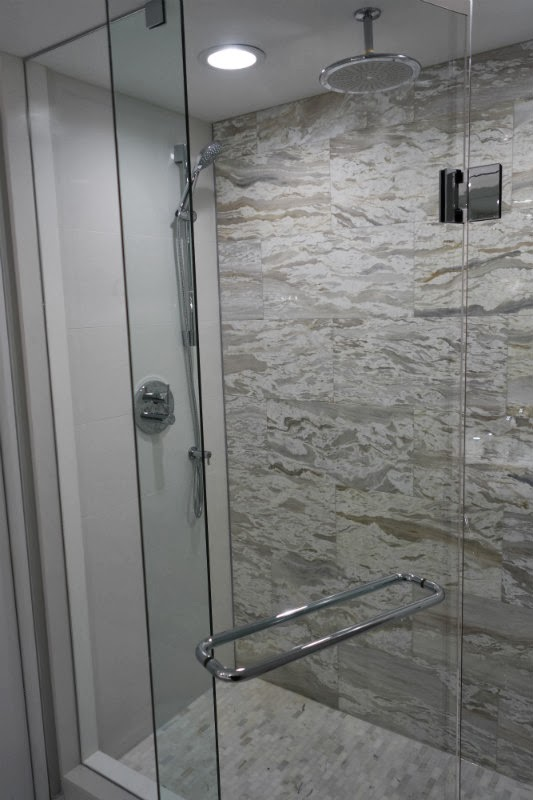 Toronto Glass Shower