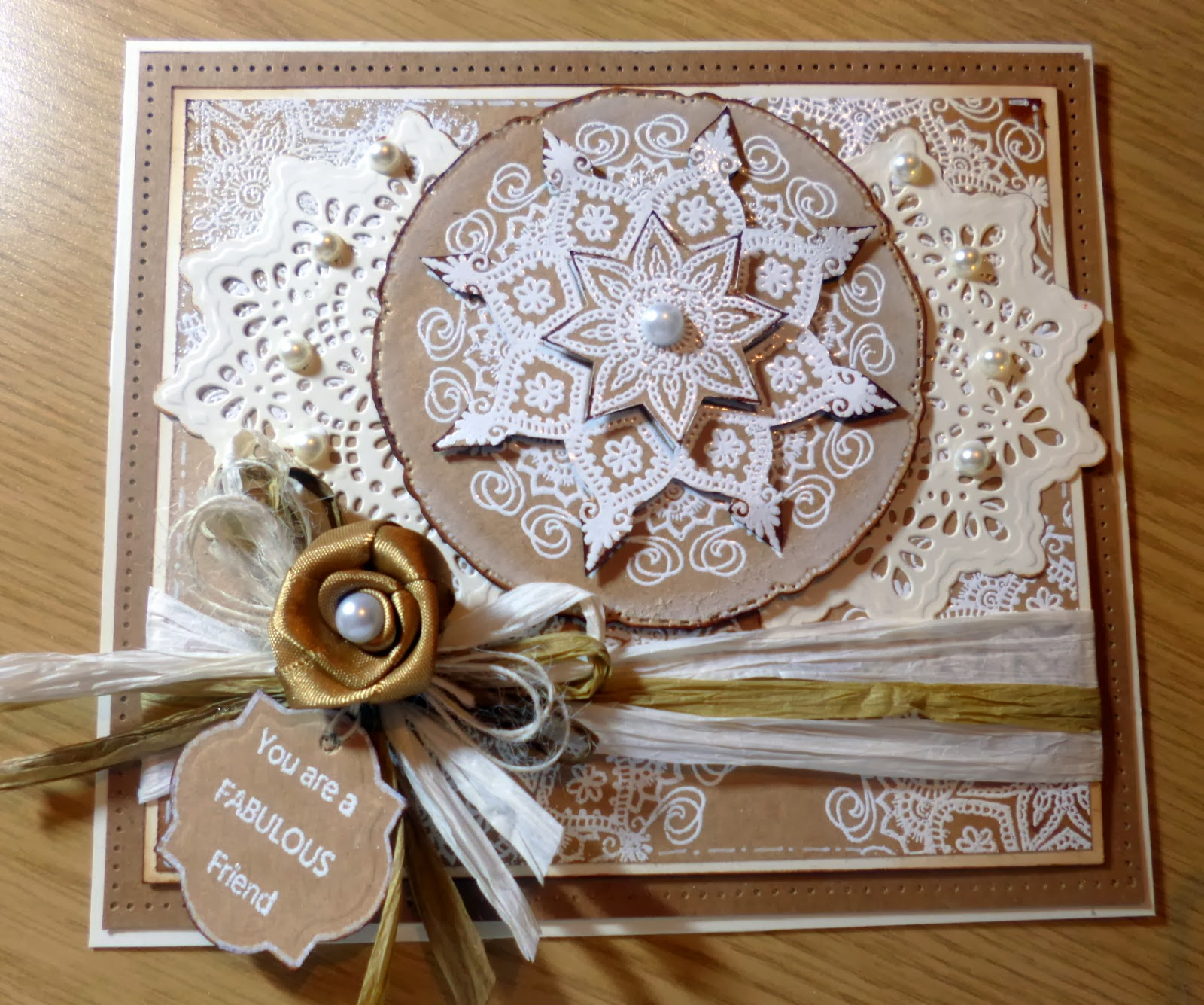Inky Kim Craft Creative Expressions Boxing Day
