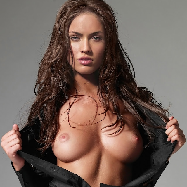 Megan Fox Hot Nude Naked Topless