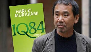 Haruki Murakami foto 1Q84 Fotocall