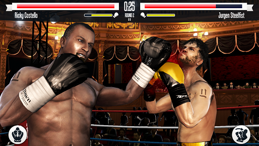 Real Boxing free android game