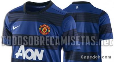 Foto Kostum Baru Manchester United 2011 2012