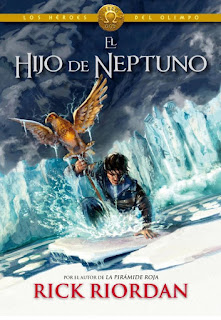 Saga Los Héroes del Olimpo II: El Hijo de Neptuno, de Rick Riordan