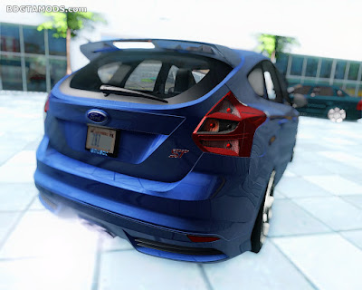GTA SA - Ford Focus ST 2015 [imvehft]