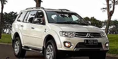 New Mitsubishi Pajero Sport Injury