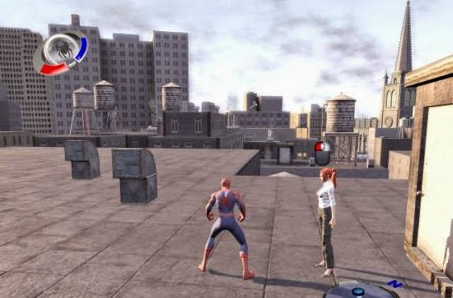 Spider Man 3 PC Games Gameplay