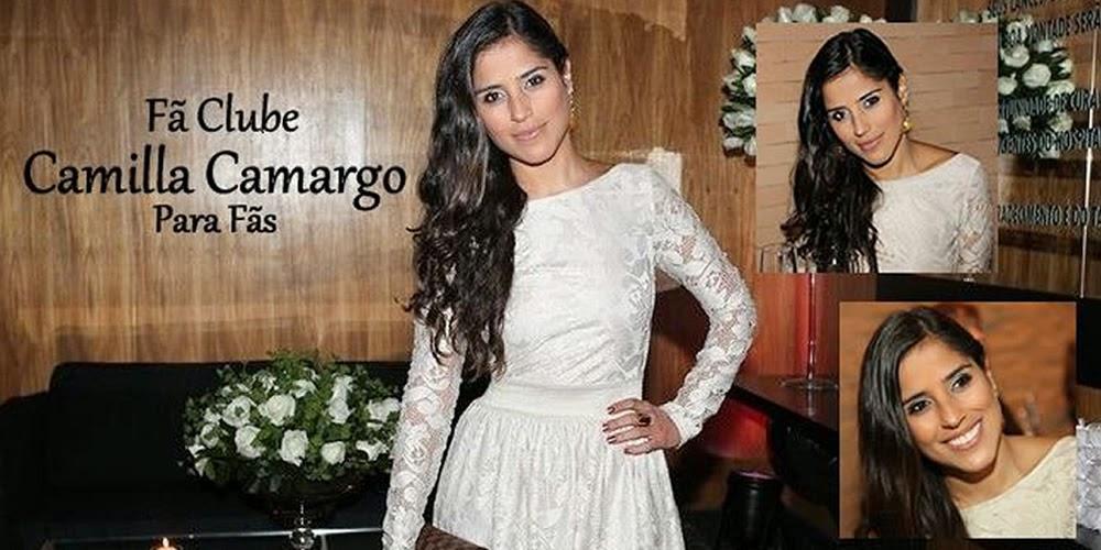 Fã Clube Camilla Camargo para Fãs