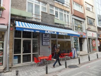 Sayla Mantı - Kadıköy