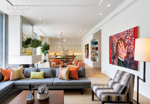 Mix and chic home tour a chic and contemporary model for New model apartment