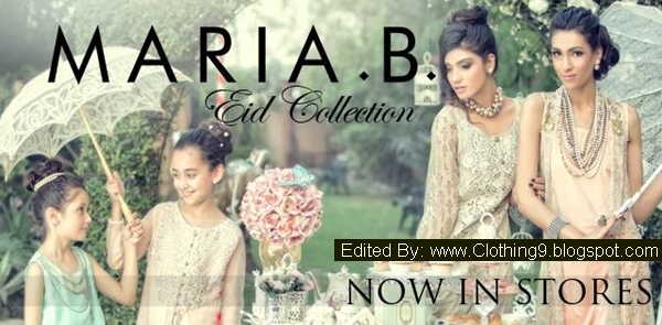 MARIAB Ready to Wear Eid Collection 2015 Vol-2 for Girls / Women's