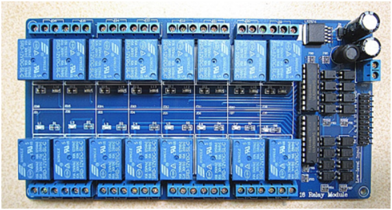 Vellamy S Blog About Arduino 32 Relays And Arduino Mega