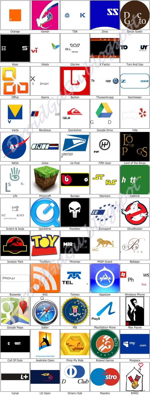 International Italian Fashion House Logo Quiz | www.imgkid ...