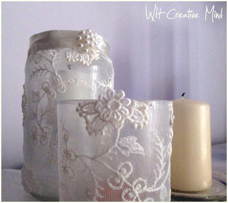 What happens in a creative mind decorazioni fai da te for Decorazioni shabby chic fai da te