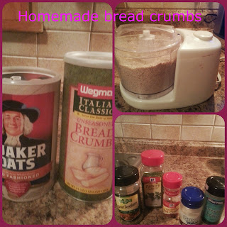 Homemade Bread Crumbs