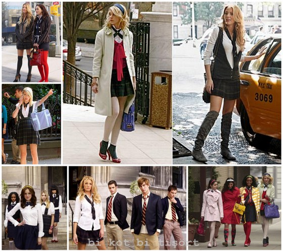 Okul elbisesinin şık stilleri. Lise öğrencileri için okul kıyafeti stillerini seçme