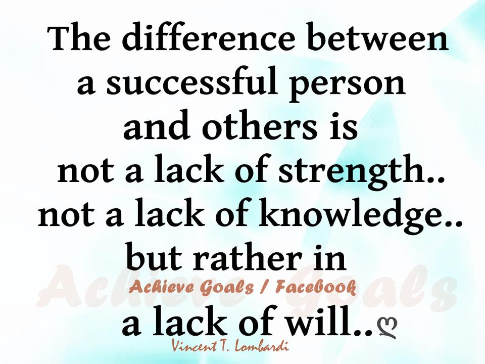 strength of a person