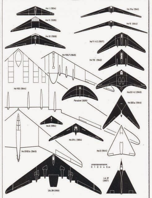 Wing designs