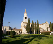 The Patriarchal Basilica of Aquileia Italy