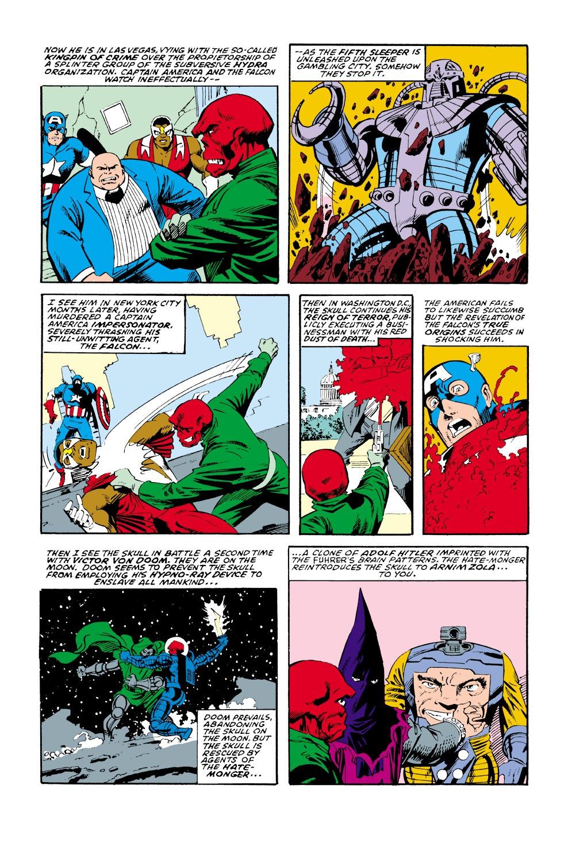 Captain America (1968) Issue #350 #282 - English 51