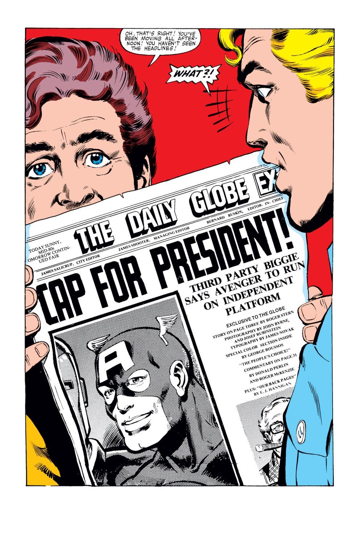 Captain America (1968) Issue #250 #165 - English 9