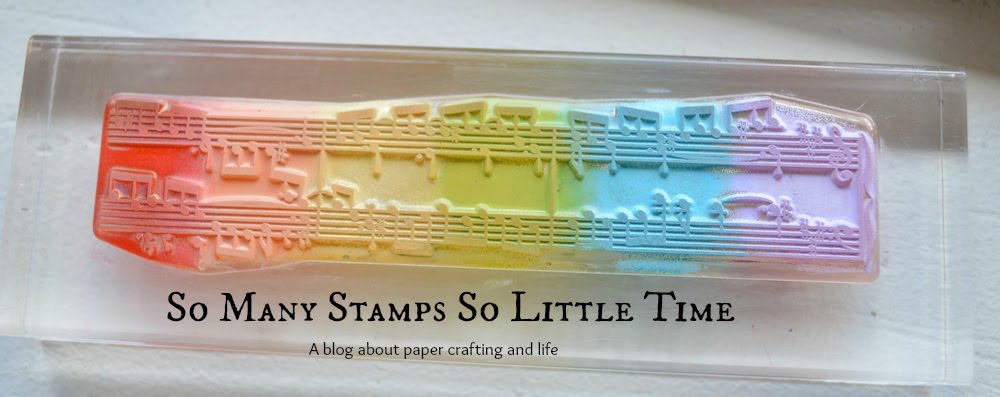 So Many Stamps, So Little Time...