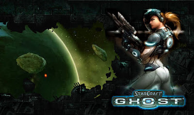 Kerrigan Ghost Starcraft Wallpapers