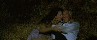 Trying to force sex on Lee Marvin