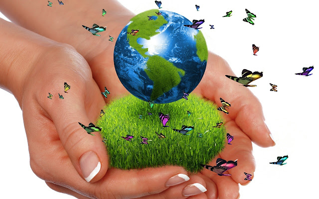 Save Our Planet Go Green 2013