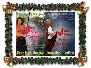 Visit Dawn Marie Hamilton Writes