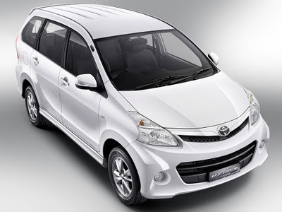 All New Avanza Veloz