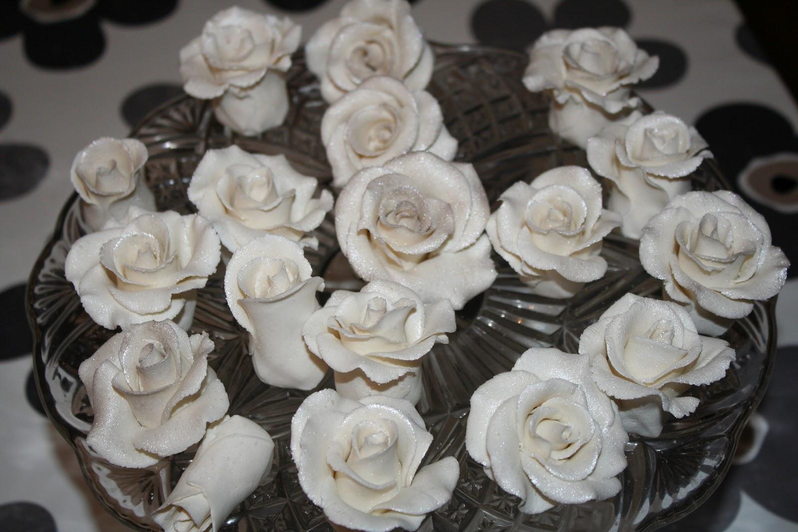 støtte opp roser