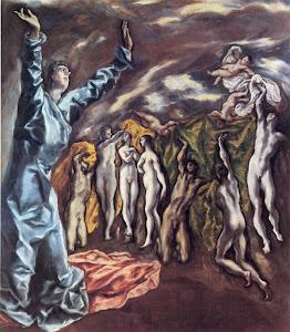 Obra del Greco.