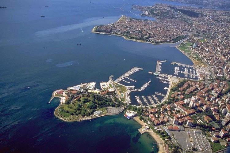 Kalamis Bay - Istanbul