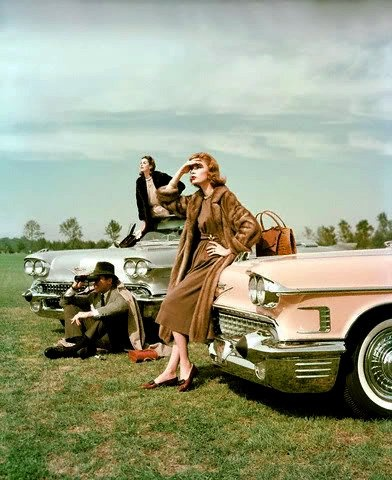 fashion and cars by john rawlings