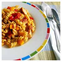 Weight Loss Recipes : Pasta Delight