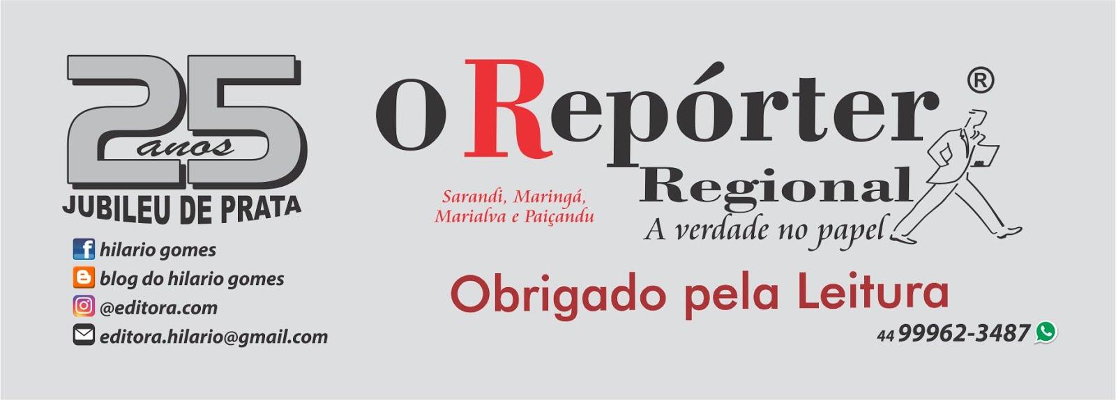 O Repórter Regional