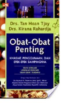 Obat-Obat Penting karangan Tan Hoan Tjay