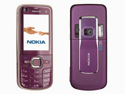 Nokia 6220 Classic Mobile Cell Phone