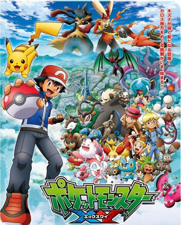 Pokemon XY 9