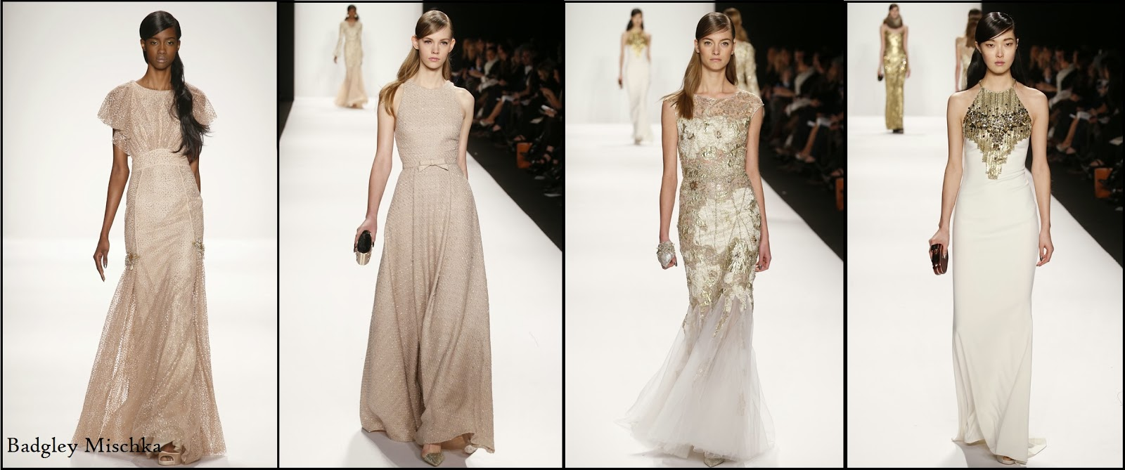 Belle of the Ball: Fashion Week - Bridal Designers Recap