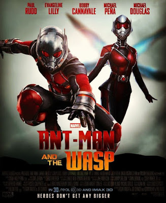 Ant Man and The Wasp 2018 Hindi Full Movie Dual Audio HDCAM 350MB