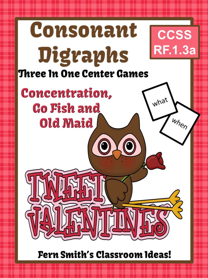 http://www.teacherspayteachers.com/Product/Valentines-Consonant-Digraphs-Center-Games-Task-Cards-Interactive-Notebook-1049472