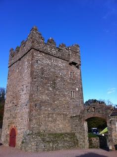 Castillo de Ward, residencia de los Stark