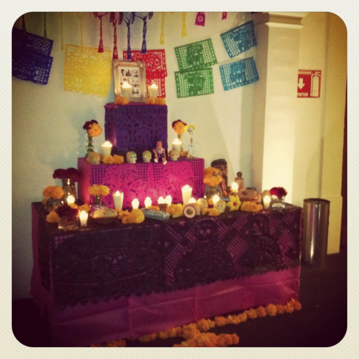 Decoracion Altar De Muertos ~ mexicanas mas trascendentes y bonitas, es el D?a de Muertos