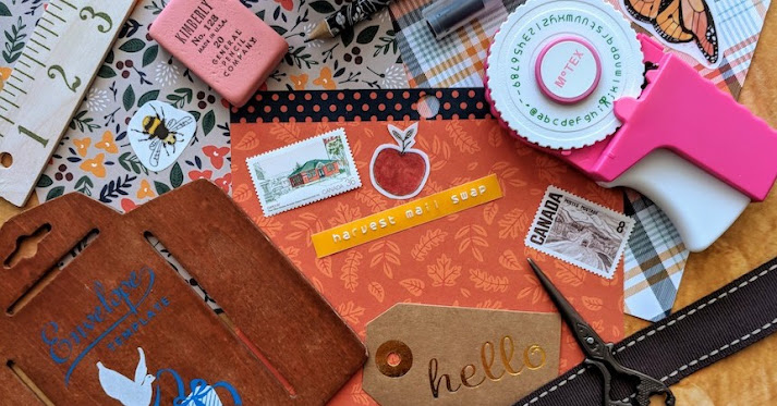 Harvest Mail Ideas & Inspiration